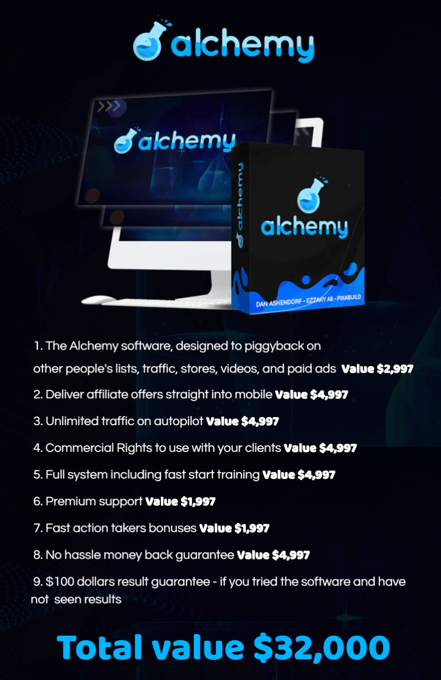 Alchemy-Price