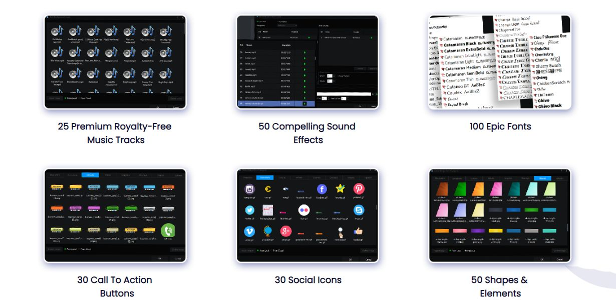 VSL-Creator-Features