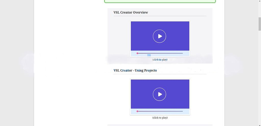 VSL-Creator-Training